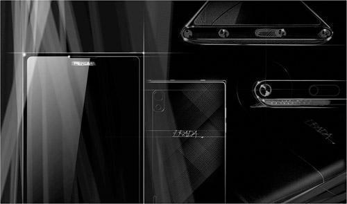 Новый смартфон Prada Phone by LG 3.0