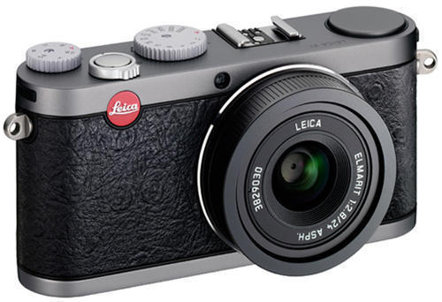 Leica (Лейка) X1 Black Embossed Ostrich Limited Edition