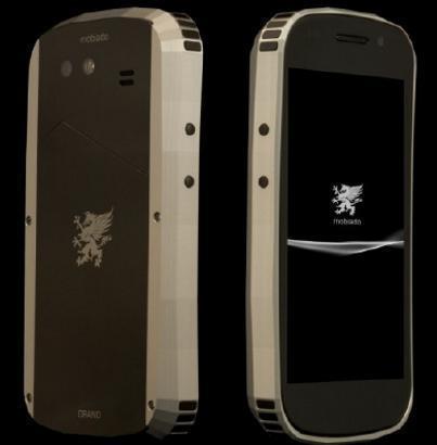 смартфон Mobiado Grand Touch