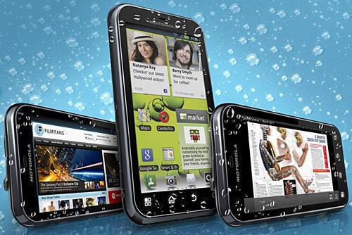 смартфон Motorola DEFY+