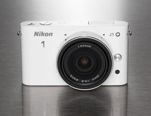 Фотоаппарат Nikon 1 J1(Никон 1 J1)