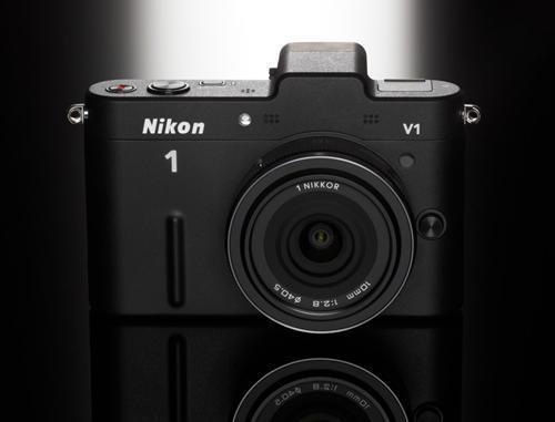 Фотокамера Nikon 1 V1(Никон 1 V1)