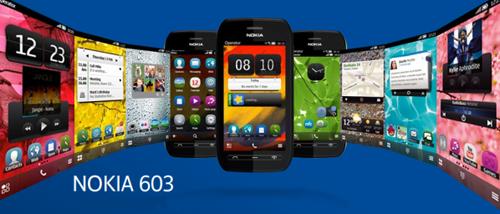 Nokia 603 (Нокиа 603)