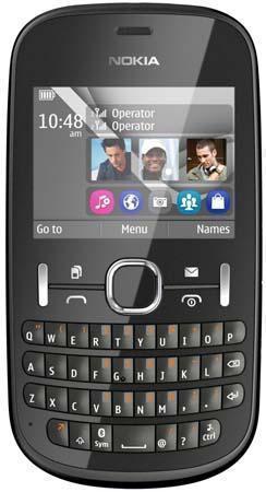 Nokia Asha 200 (Нокиа Аша 200)