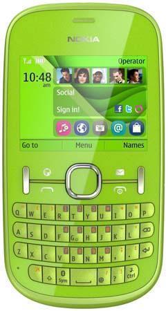 Моноблок Nokia Asha 201 (Нокиа Аша 201)