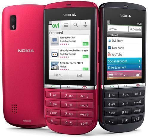 Моноблок Nokia Asha 300 (Нокиа Аша 300)