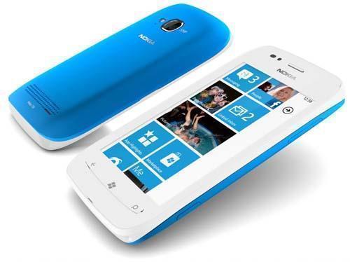 Windows-смартфон Nokia Lumia 710 (Нокиа Люмиа 710)