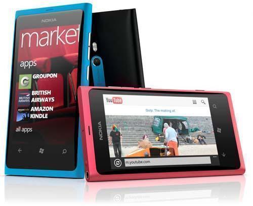 Смартфон Nokia Lumia 800 (Нокиа Люмиа 800)