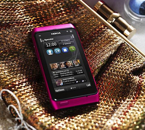 Смартфон Nokia (Нокиа) N8