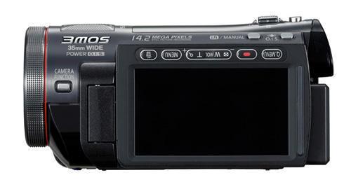 Panasonic TM700 (Панасоник TM700) (Вид збоку)