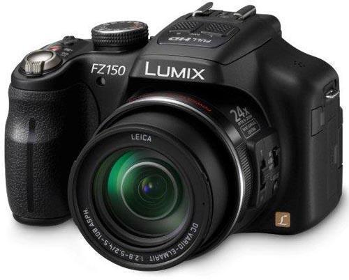 фотокамера Panasonic LUMIX FZ150
