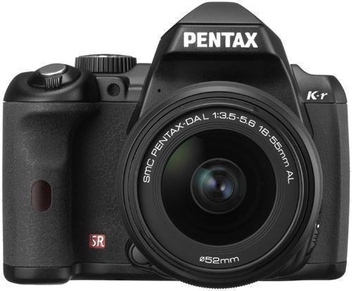 фотокамера Pentax K-r