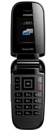 телефон-раскладушка Philips Xenium X216