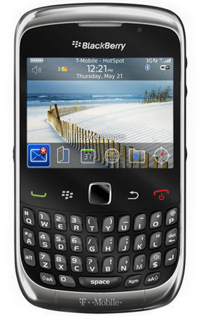 смартфон BlackBerry Curve 3G