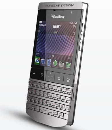 BlackBerry Porsche Design P'9981 (Блекберри Порш Дизайн P'9981)