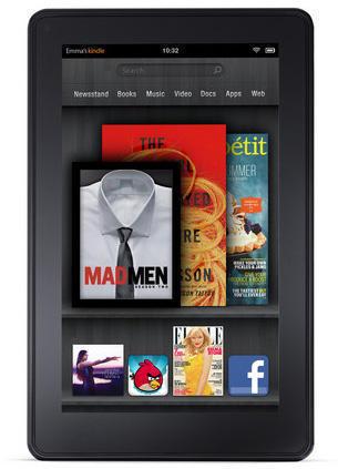 Планшет Amazon Kindle Fire (Амазон Киндл Файе)