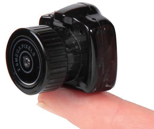 фотокамера Hammacher Schlemmer