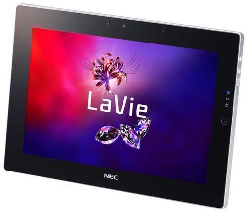 планшетный ПК NEC LaVie Touch