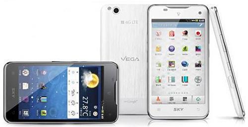 смартфон Pantech Vega LTE