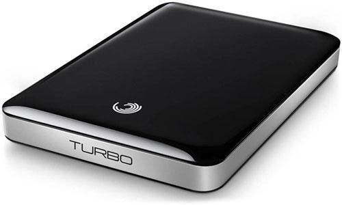 внешний жесткий диск Seagate GoFlex Turbo