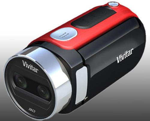 Новая камера Vivitar DVR 790HD