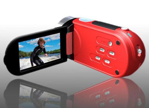 Vivitar DVR 790HD поддерживает режим фотографии и стереосъемки