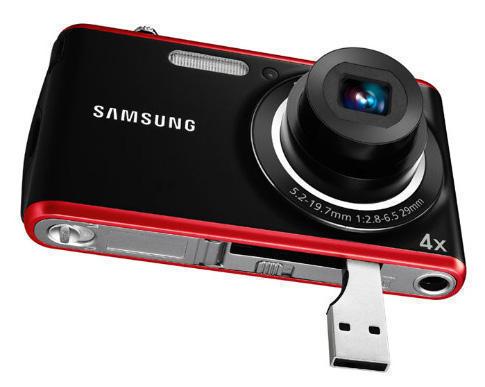 Samsung PL90 USB-коннектор