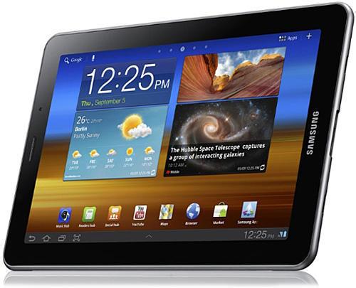 планшетный компьютер Samsung Galaxy Tab 7.7