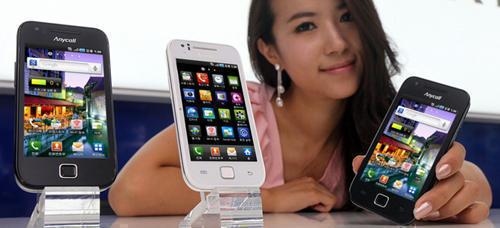 смартфон Samsung (Самсунг) Galaxy K