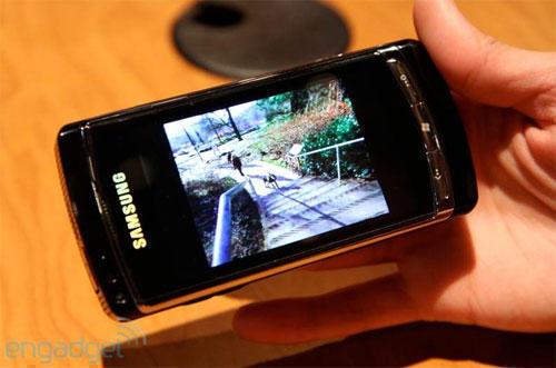 Прототип смартфона Samsung (Самсунг) на ОС Windows Phone 7 (Відео)