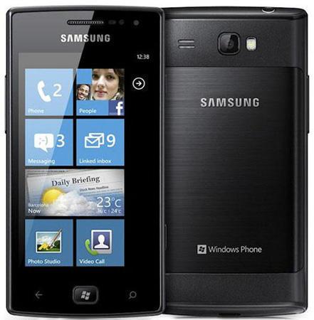 Windows-смартфон Samsung Omnia W