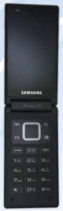 Смартфон-раскладушка Samsung SCH-W999 (Самсунг SCH-W999)