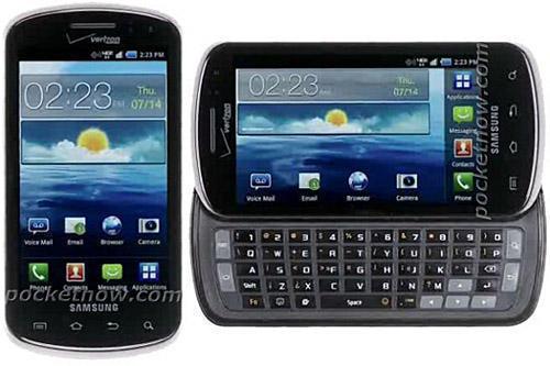 Смартфон Samsung Stratosphere
