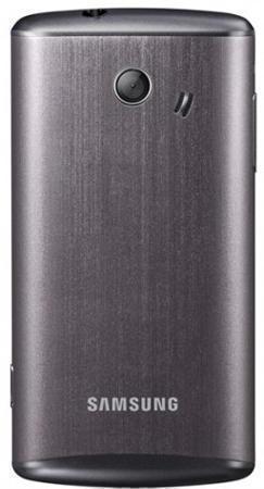 смартфон Samsung Wave 578 (задняя панель)