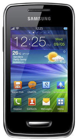 смартфон Samsung Wave Y