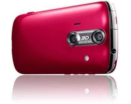 Смартфон Sharp Aquos SH8298U (задняя панель)