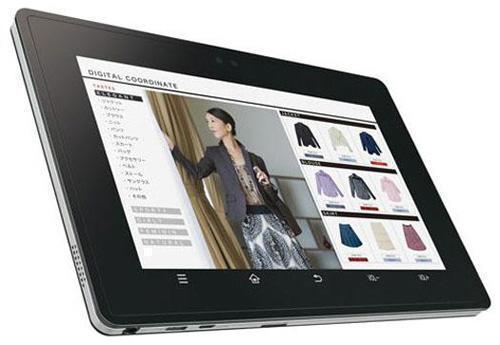 планшет Sharp RW-T107