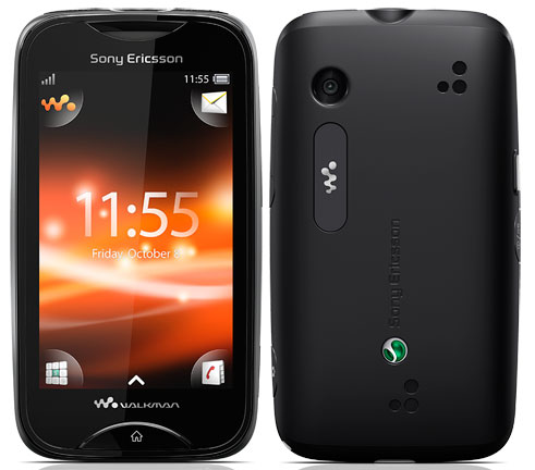 �� ���������� ����� �������� Sony Ericsson Mix Walkman � txt Pro