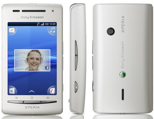Смартфон Sony Ericsson (Сони Ериксон) XPERIA X8
