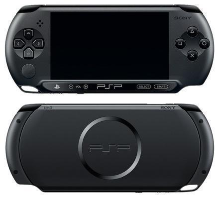 игровая приставка Sony PSP E-1000