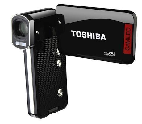 Toshiba Camileo X450: новая Full HD видеокамера - Ресиверы / RU