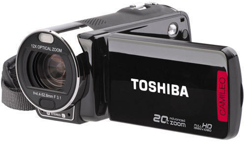 видеокамера Toshiba Camileo X200