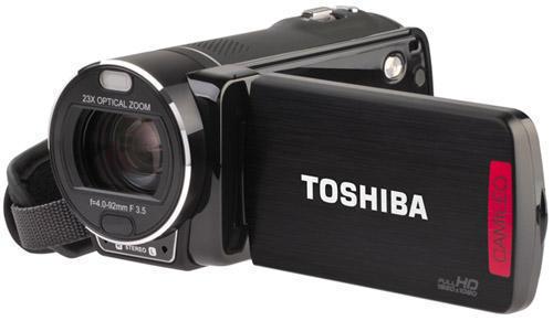 видеокамера Toshiba Camileo X400