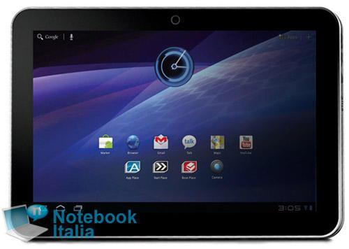 планшет Toshiba