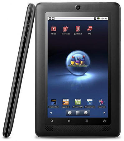 Android-планшет ViewSonic ViewBook 730
