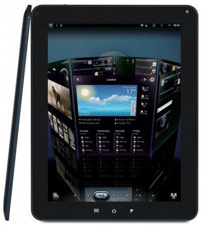Планшетный компьютер ViewSonic ViewPad 10e