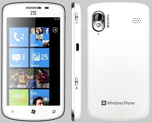 смартфон ZTE Tania