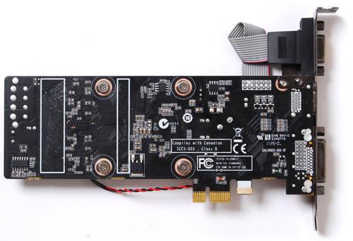 Видеокарты ZOTAC GeForce GT 520 PCI и ZOTAC GeForce GT 520 PCI Express x1