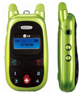 Детский телефон LG Migo (Элджи Миго)