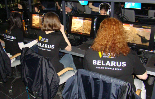 турнир Arbalet Arena Female Cup по Counter-Strike